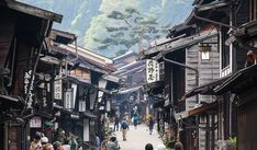 Kiso Valley Travel: Narai