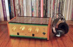 Leben CS300 integrated amplifier