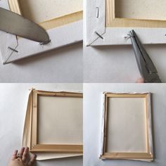 Use your silhouette cameo or cricut to take a canvas and turn it into a new craft with a reverse canvas with a bonus DIY faux stain tutorial.
