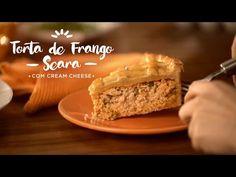 Torta de frango Seara | HOJE TEM FRANGO