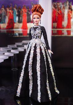 Barbie Miss Tennessee Ninimomo