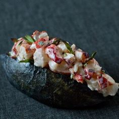 The best Lobster roll you'll ever have.