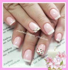 Lace Nails, Nails 2018, Manicures, Pretty Nails, Nail Art, Nail Design, Nail Jewels, Make Up Looks, French Manicures