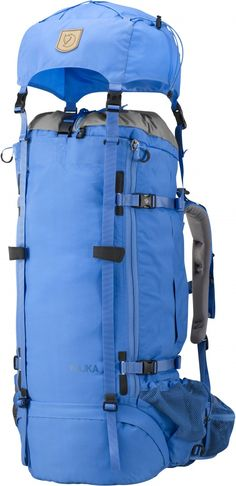 Durable, comfortable and loaded with functions – despite its fairly modest appearance, Kajka is an advanced trekking backpack in the classic Fjällräven spirit. Now upgraded with fine-tuned and improved functions and an innovative, one-of-a-kind wooden fra