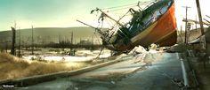 Fallout 4 - Stephan Martinière