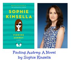 Finding Audrey by Sophie Kinsella | MomTrends