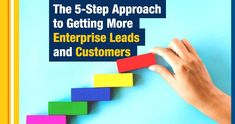 In this article, we will discuss how you can get your hands on enterprise leads and customers and how you can nurture them into repeat buyers. Marketing Approach, Marketing Data, Business Marketing, Content Marketing, Lead Management, Competitor Analysis, Online Advertising, Word Out, Lead Generation