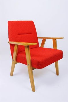 Vintage  Retro  Panni  Easy Lounge Armchair from 1960s