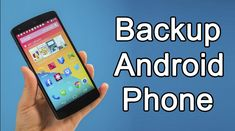 in this article, we are going to reveal 3 ways to backup your Android phone. Backup your Android device is always a good idea, while we don't know when our phone will get lost or stolen. Android Backup, Best Android, Android Apps, Message Sms, Mobiles, Drive App, Data Backup, Ios, Flashcard