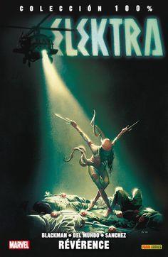 El Blog de Cómics Javier: Elektra 2 : Révérence de W. Haden Blackman y Micha...