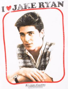 Sixteen Candles....I can still watch this movie all the way through!