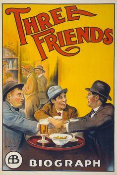 Three Friends....1913