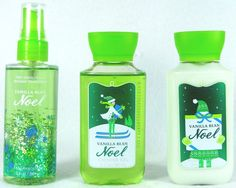 Vanilla Bean Noel Travel Size Body Care Bundle - Set of Three (3 Oz Each) 2013 Label >>> Check this awesome image  : Travel Perfume and fragrance