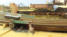 AMC Amsterdam Modelers Club: recreating east-Amsterdam athmosphere (under construction)