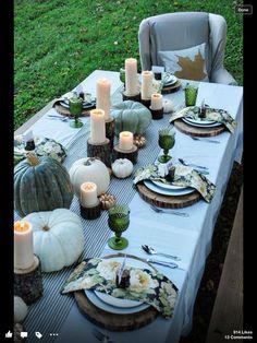 Rustic thanksgiving | + EAT + | Pinterest | Rustic thanksgiving ...