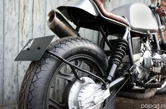 BMW R - by 66 Motorcycles