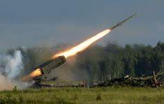 Army 2015: Russian Firepower at Military Disneyland