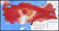 Türkiye'deki Deprem Gerçeği,,