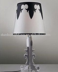 modern table lamp for decorating living room,hotel room, office etcsize:dia25*H51cm