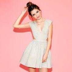 Every Tobi Girls Loves the Schrock Frock Cutout Dress <3 #weartobi