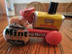 Candy Tractor -GREAT party favor idea!