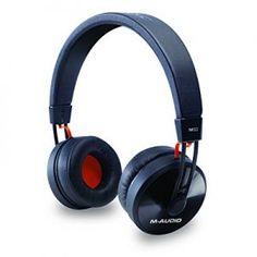 M-Audio M50 Headphones   Over-Ear Monitoring Headphones