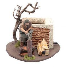 Wood Fuel, Natal Diy, Precious Moments, Unique Art, Diorama, Quilling, Firewood, Terrarium, Miniatures