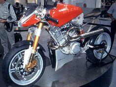 2000 Sachs Beast