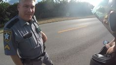 Pulled over for wheelie in front of cop!!