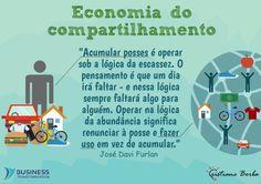 BPM & Business Transformation & Inovação: Economia do Compartilhamento
