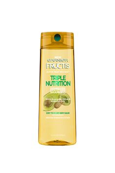Garnier Fructis Triple Nutrition Shampoo, $6.99, available at drugstores in January 2017