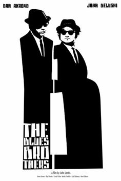 The Blues Brothers by rejlord