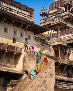 Jahangir Mahal, India Photograph by Devesh Uba, National Geographic Your Shot  This Indian palace is a famous monument for both local and foreign tourists.