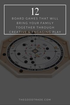 12 Board Games That Will Bring Your Family Together Through Creative & Engaging Play // The Good Trade // Host Gifts, Best Trade, Deduction, Adult Games, Your Family, House Warming, Storytelling, Holiday Gifts, Gift Guide