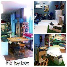 Fabulosa tienda The Toy Box Barcelona en el Paseo Bonanova #nuunkidsdesign #barcelona #paseobonanova