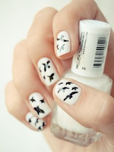 Nails Art Design Supplies to Provide You All the Things to Get the Best Nail Painting Performance : Simple Nails Art Design