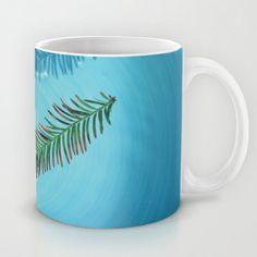 Leaf on Water Mug by Celia Dias - $15.00