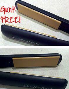 How To Clean Your Flat Iron | One Good Thing by Jillee
