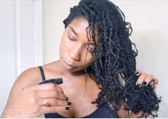 Thinking About Rocking Mini Twists? Here Are 8 Pros and Cons Of The Style  Read the article here - http://www.blackhairinformation.com/general-articles/hairstyles-general-articles/thinking-rocking-mini-twists-8-pros-cons-style/
