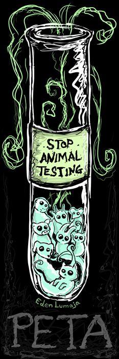 Eden - Stop Animal Testing