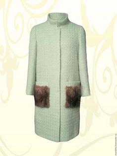 b93c9180aa2b Верхняя одежда ручной работы. Ярмарка Мастеров - ручная работа. Купить  Пальто осеннее