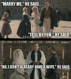 Lol. Jane Eyre. English major humor........favorite book ever   Read More Funny:    http://wdb.es/?utm_campaign=wdb.es&utm_medium=pinterest&utm_source=pinterst-description&utm_content=&utm_term=