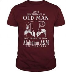 Alabama A&M University Graduates! - #graphic hoodies #design shirt. SIMILAR ITEMS => https://www.sunfrog.com/LifeStyle/Alabama-AampM-University-Graduates-Maroon-Guys.html?60505