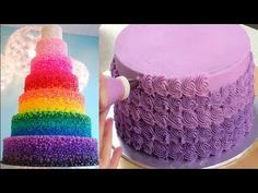 20 Best Amazing Cakes Decorating Tutorials - CAKE STYLE 2017 - Most Satisfying Cake Decorating Video - YouTube