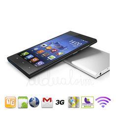 "Xiaomi mi3 negro quadcore - 2gb ram - 16gb rom - 5.0"" ogs > Móviles xiaomi > Teléfonos móviles libres   Tudualsim dual sim android   Moviles libres dualsim doble sim"