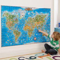 Giant Kid map.