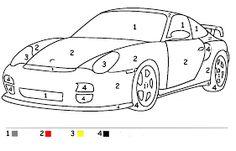 """Résultat de recherche d'images pour """"voitures dessin facile"""""""