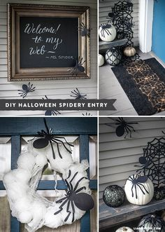DIY Halloween Decoration Roundup