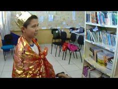 Reinações de Narizinho na Sala de Leitura - YouTube