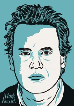 Mark Kozelek (screenprint). on Behance